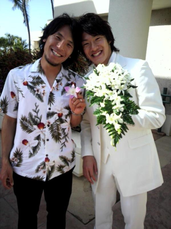 結婚しました☆